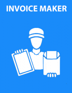 invoice maker icon